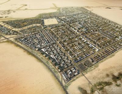 Omani logistics hub Khazaen Economic City (KEC) releases masterplan
